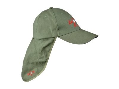 CARP ZOOM šiltovka Summer cap with Neck Protector