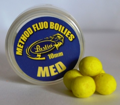 LASTIA METHOD FLUO BOILIES 10mm/7g