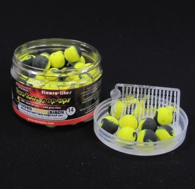 STARBAITS TWO TONE POP-UPS 14/60g
