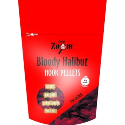 BLOODY HALIBUT PELLETS 150g