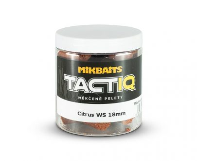 MIKBAITS TACTIQ - rozpustné boilies 250ml/20mm