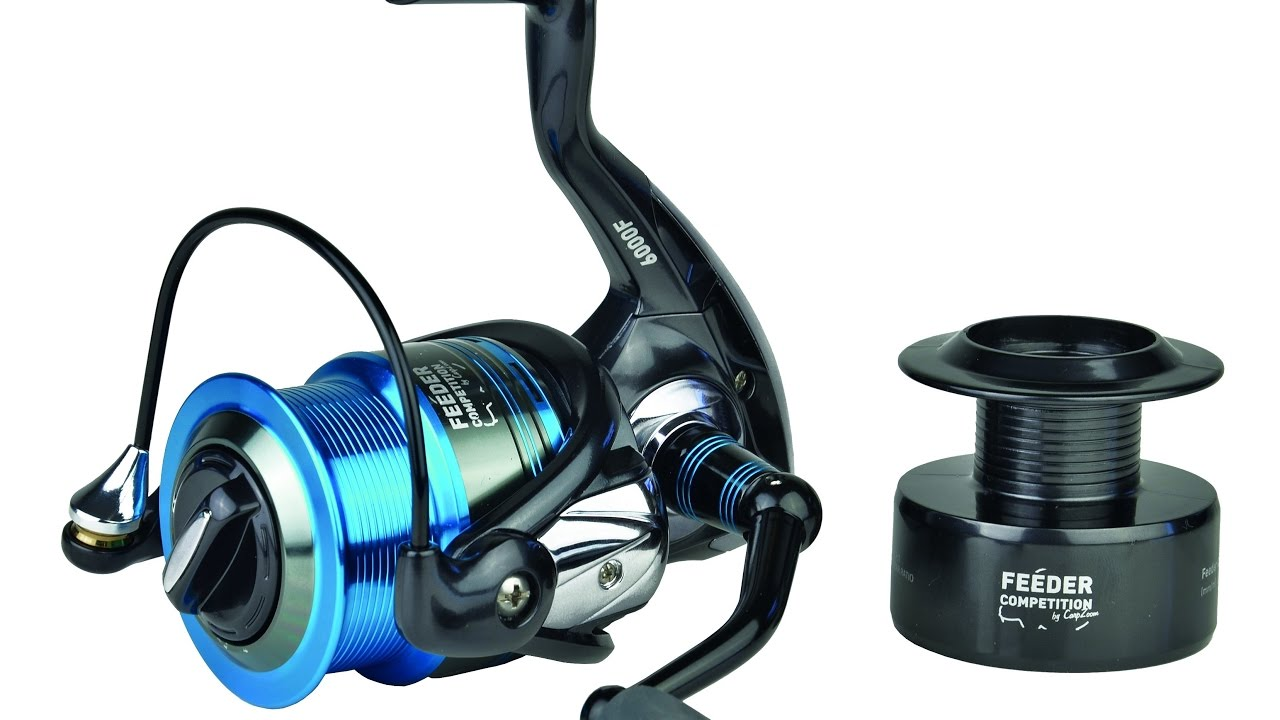 CARP ZOOM FEEDER CAST 3000F navijak
